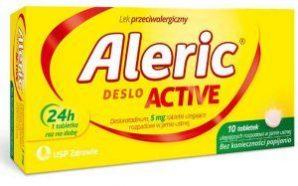 tabletki na alergie