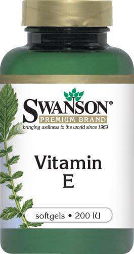 Jakie są właściwości witaminy e?